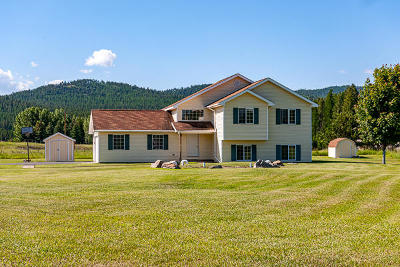 Kalispell Single Family Home For Sale: 100 Rainbow Drive