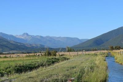 Arlee MT Residential Lots & Land For Sale: $149,995
