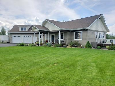 Flathead County Single Family Home For Sale: 229 Sunset Trail