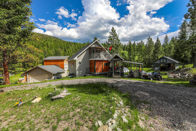 Kalispell Single Family Home For Sale: 172 Frontier Trail