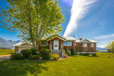 Kalispell Single Family Home For Sale: 541 Creston Hatchery Road