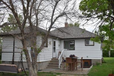 Fort Shaw, Simms, Sun River, Augusta, Brady, Conrad, Dupuyer, Valier, Bynum, Choteau, Dutton, Fairfield, Power Single Family Home For Sale: 130 Heldt Street