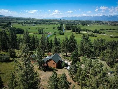 Ravalli County Single Family Home For Sale: 3579 Camilla Lane