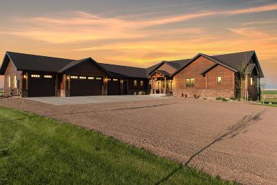 Great Falls, Black Eagle, Belt, Ulm Single Family Home For Sale: 39 Granite Hill Lane