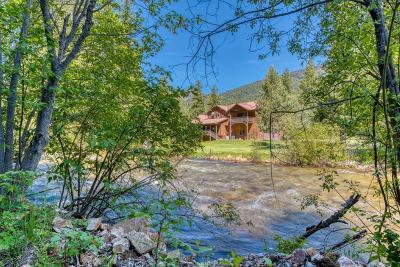 Darby Single Family Home For Sale: 7000 Bear Hollow Court