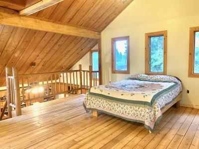 Condon, Potomac, Seeley Lake Single Family Home For Sale: 1719 Riverview Drive
