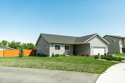 Flathead County Single Family Home For Sale: 139 Lupine Drive