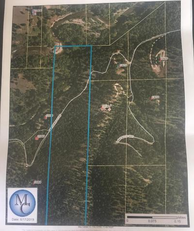 Lolo Residential Lots & Land Under Contract Taking Back-Up : Nhn Balsam Root Road