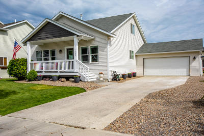 Kalispell Single Family Home For Sale: 1723 Bluestone Drive