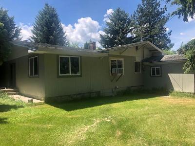 Stevensville Single Family Home For Sale: 5125 Eastside Hwy