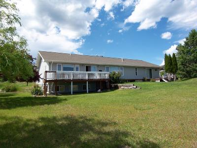 Polson MT Single Family Home For Sale: $380,000