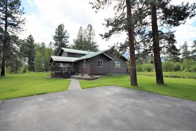 Florence Single Family Home For Sale: 19835 Leo Hansen Road