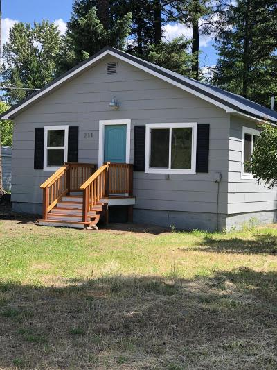 Lincoln County Single Family Home Under Contract Taking Back-Up : 211 Autumn Road