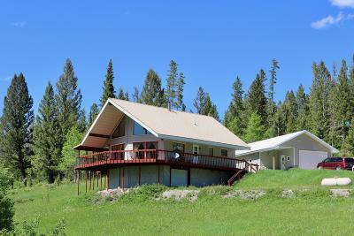 White Sulphur Springs Single Family Home For Sale: 3 Ranch Creek Road