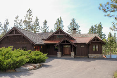 Eureka, Rexford Single Family Home For Sale: 125 Wilderness Lodge Road