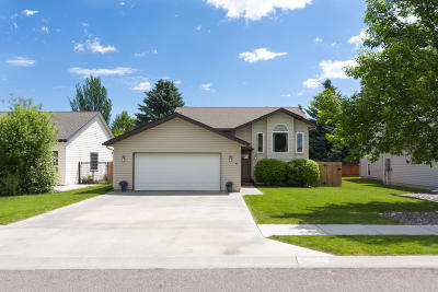 Kalispell Single Family Home For Sale: 71 Sunset Court