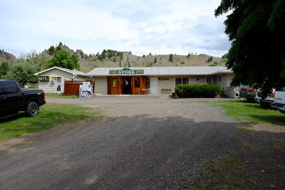 Cascade, Craig, Wolf Creek Commercial For Sale: 2468/2470 Old Us Hwy. 91