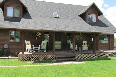 Bigfork Single Family Home For Sale: 5950 Mt-35