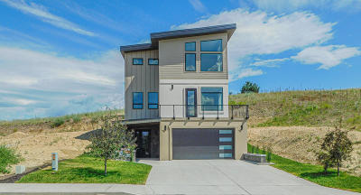Missoula Single Family Home Under Contract Taking Back-Up : 6616 Patton Court