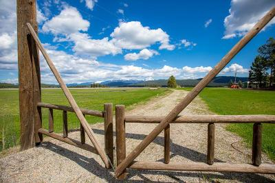 Flathead County Residential Lots & Land For Sale: 5495 Farm To Market Road