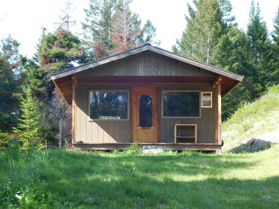 Flathead County Single Family Home For Sale: 1975 Patrick Creek Road
