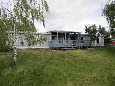 Corvallis Single Family Home Under Contract Taking Back-Up : 518 Warp Drive