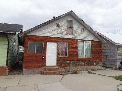 Single Family Home For Sale: 212 Monroe Street