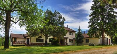 Ravalli County Single Family Home For Sale: 1011 Timber Point Lane