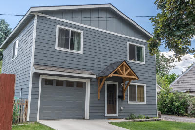 Kalispell Single Family Home For Sale: 430 1st Street East