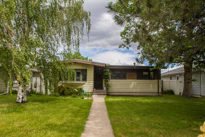 Single Family Home Under Contract Taking Back-Up : 4045 6th Avenue South