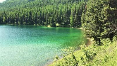 Condon, Potomac, Seeley Lake Residential Lots & Land For Sale: S1 Emerald Lake Loop