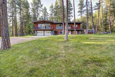 Lake County Single Family Home For Sale: 37270 Narrows Road