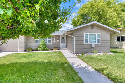 Ravalli County Single Family Home For Sale: 615 North 7th Street