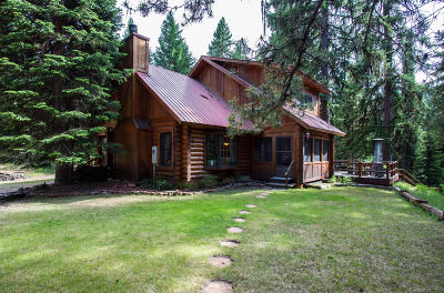 Missoula County Single Family Home For Sale: 702 Beargrass Lane
