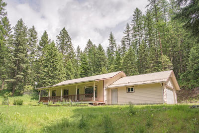 Kalispell Single Family Home Under Contract Taking Back-Up : 275 North Many Lakes Drive
