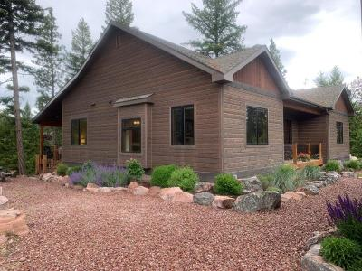Seeley Lake Single Family Home For Sale: 191 North Monture Court