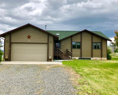 Jefferson County Single Family Home For Sale: 19 Lone Mountain Road