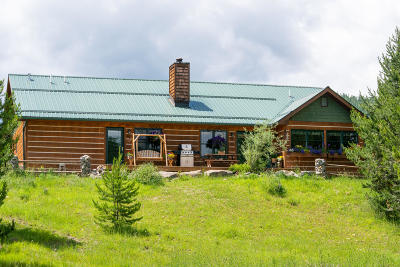 Flathead County Single Family Home For Sale: 180 Sickler Creek Road