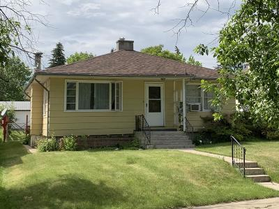 Conrad Single Family Home For Sale: 608 South Maryland Street