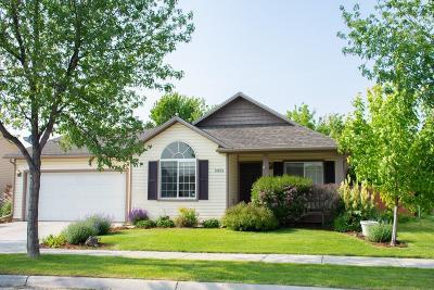 Missoula MT Single Family Home For Sale: $315,000