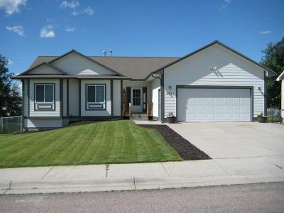Missoula MT Single Family Home For Sale: $409,900