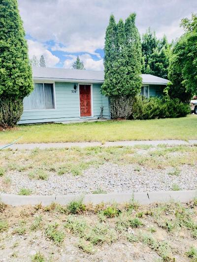 Ravalli County Multi Family Home For Sale: 324 North 8th Street