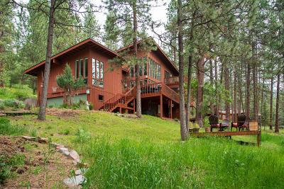 Missoula MT Single Family Home For Sale: $525,000
