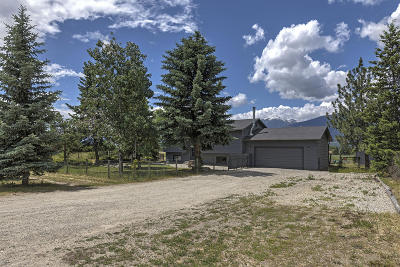 Ravalli County Single Family Home For Sale: 5629 Meadowview Drive North