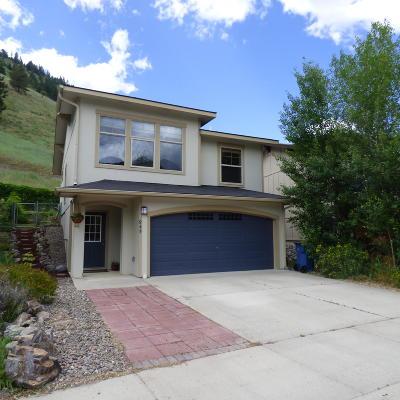 Missoula MT Single Family Home For Sale: $257,000