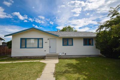 Helena Single Family Home For Sale: 1612 Leslie Avenue