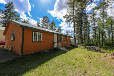 Flathead County Single Family Home For Sale: 175 Frontier Trail