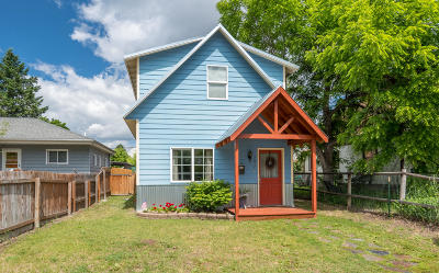 Missoula MT Multi Family Home For Sale: $395,000