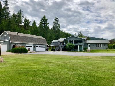 Helena Single Family Home For Sale: 5925 Black Bear Road