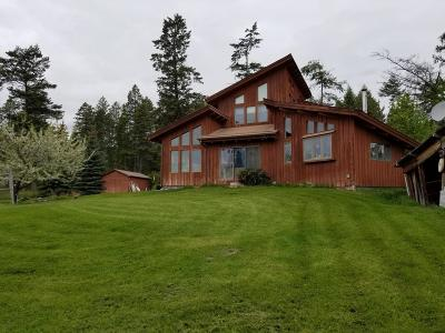 Flathead County Single Family Home For Sale: 585 Spring Creek Road